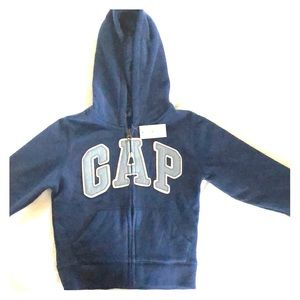 Baby GAP Hoodie 5T new with tags